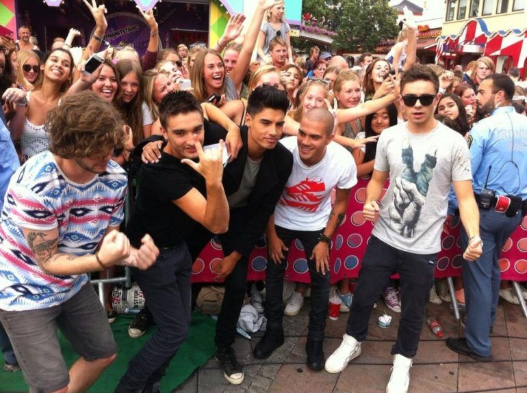 ¡Adoramos a The Wanted!