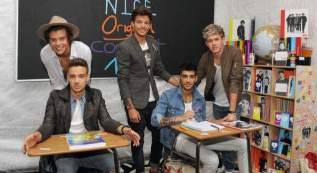 ¡Back to cool con One Direction!