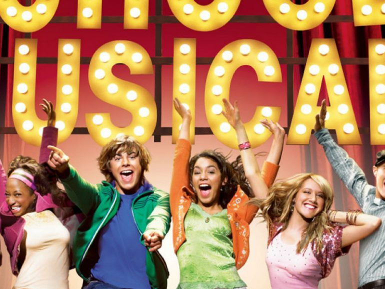 nueva serie de high school musical