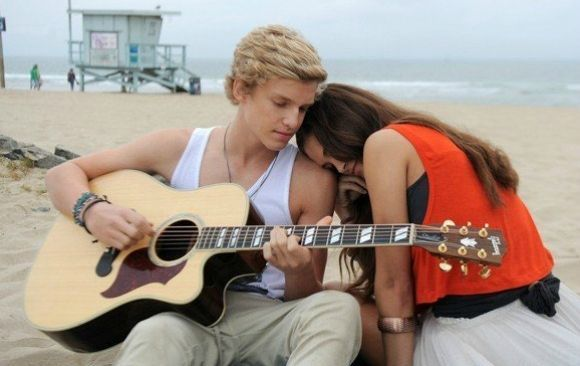 ¡Fotos del video de Cody Simpson!
