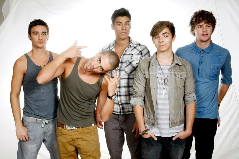 ¡Los crush de The Wanted!