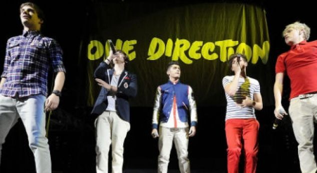 ¡One Direction en New Music Live!