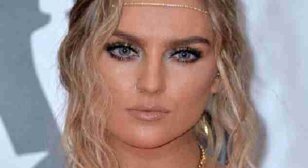 ¡Perrie Edwards sufre graves quemaduras!