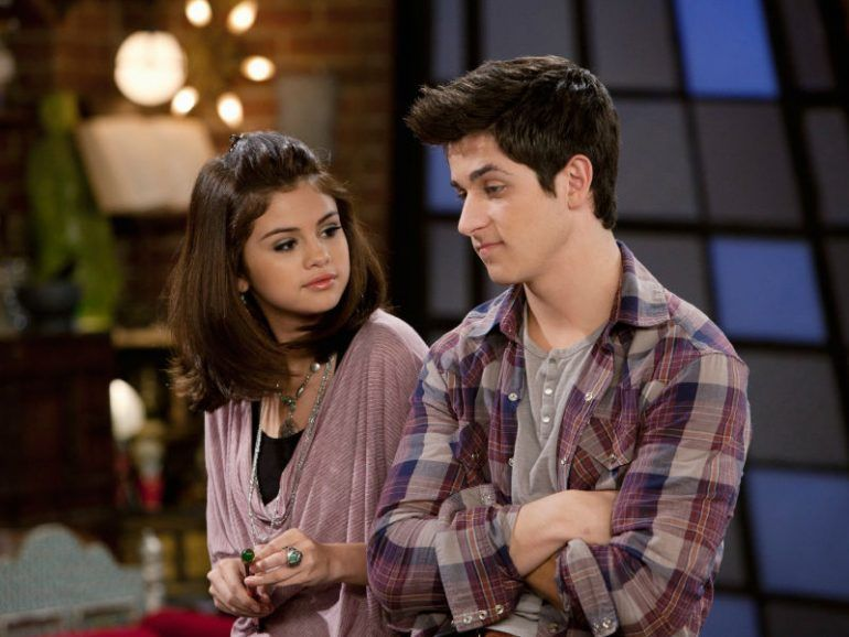 Selena Gomez y David Henrie. Foto: Disney Channel