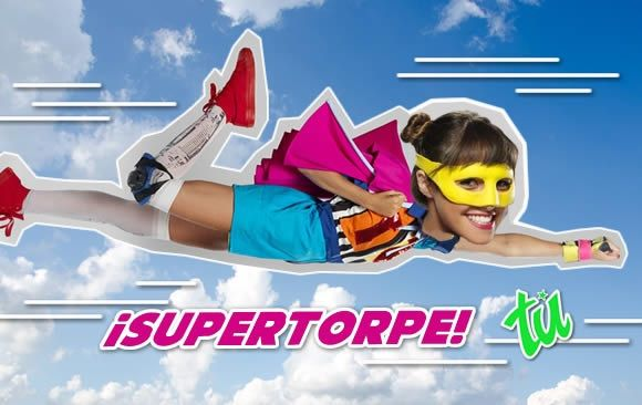 ¡Superchica!
