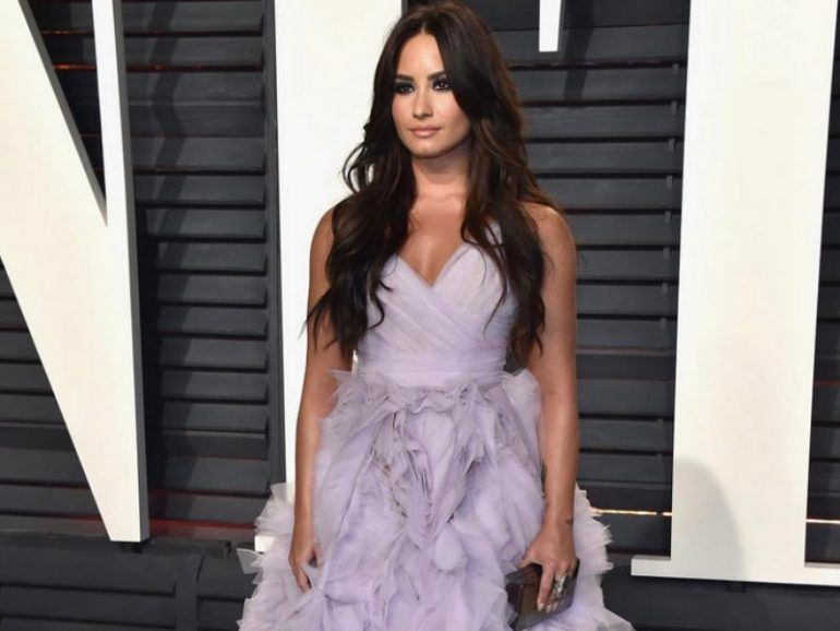 ¿Demi Lovato le copió el outfit a Miley Cyrus para el after party de los Oscars?