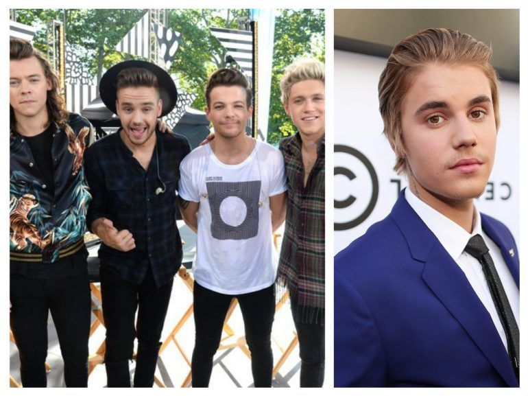 ¿Justin Bieber insultó a One Direction?