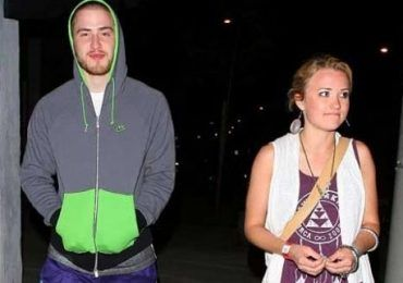 ¿Será? ¡Que andan Emily Osment y Mike Posner!