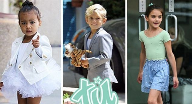 10 peques famosos superfashion