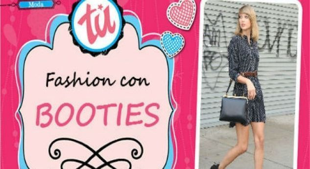 10 tips para que te veas superlinda con botines