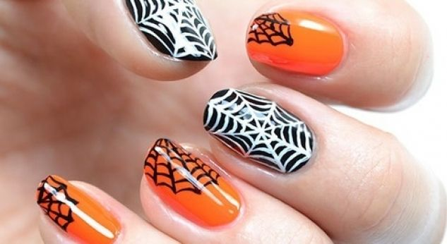 25 ideas de nail art para Halloween
