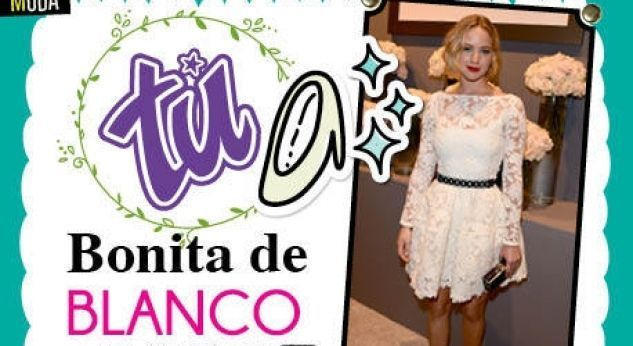 3 tips para verte superlinda con outfits de color blanco