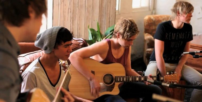 5 Seconds Of Summer ¡lanza Wherever You Are