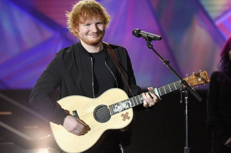 Acusan a Ed Sheeran de plagio por su éxito Thinking Out Loud