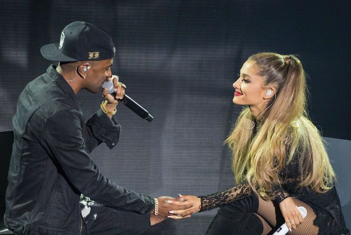 Ariana Grande ¡habló de su ligue con Big Sean!