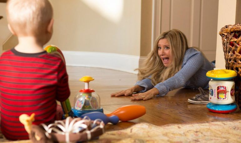 Ashley Tisdale ¡en Scary Movie 5!