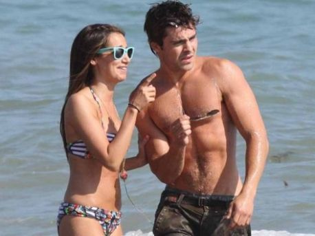 Ashley Tisdale y Zac Efron ¿andan?