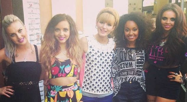 Bella Thorne y las Little Mix