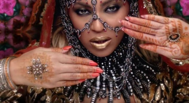 Beyonce estrena video con Coldplay