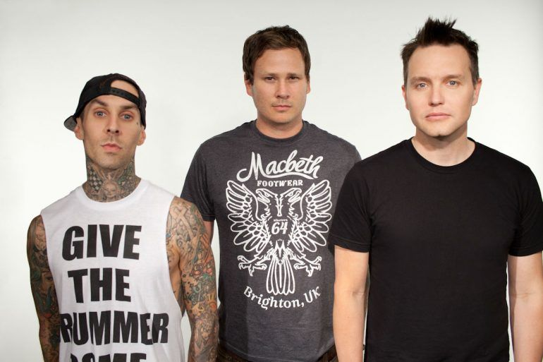 Boxing Day de Blink 182
