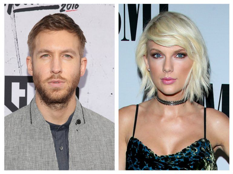 Calvin Harris quiere tregua con Taylor Swift