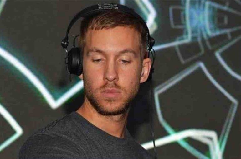 Calvin Harris tuvo un terrible accidente automovilístico