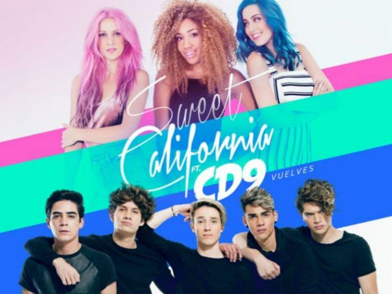 Checa el video 'Vuelves' de Sweet California ft. CD9