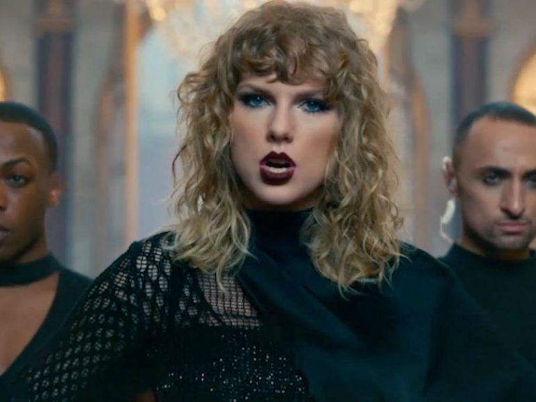 Taylor Swift se inspiró en High School Musical para Look What You Made Me Do?