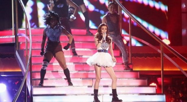 Cher Lloyd en ¡Dancing With The Stars!