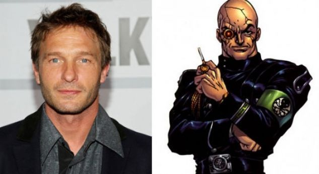 Confirman al actor alemán Thomas Kretschmann para ser el segundo villano en The Avengers: Age of Ultron