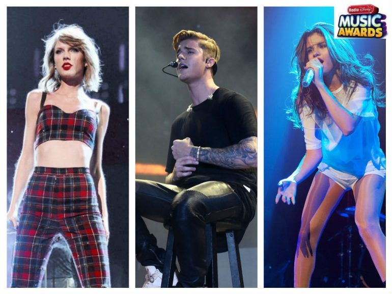 Conoce a los nominados a los Radio Disney Music Awards