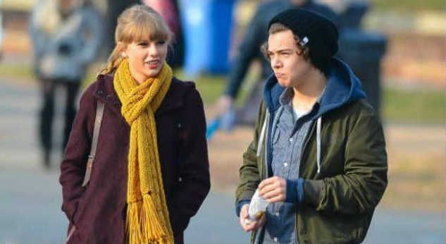 Considera Harry Styles a Taylor Swift como una chica dulce