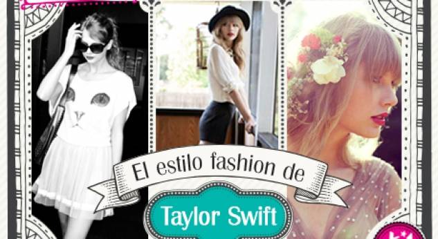 El estilo fashion de Taylor Swift