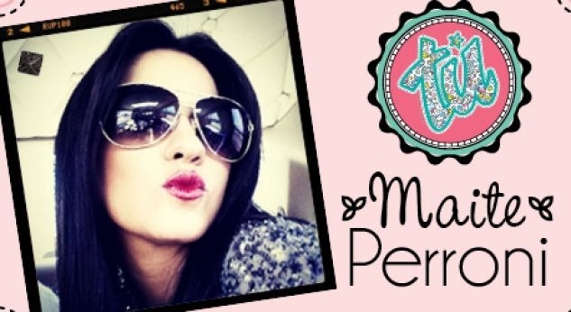 El lado supersexy de Maite Perroni