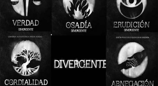 En exclusiva los logos de las Facciones de la movie Divergente