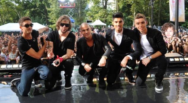 The Wanted ¡en Good Morning America!