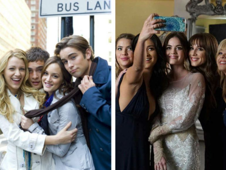 Esta actriz de Gossip Girl saldrá en el spin-off de Pretty Little Liars