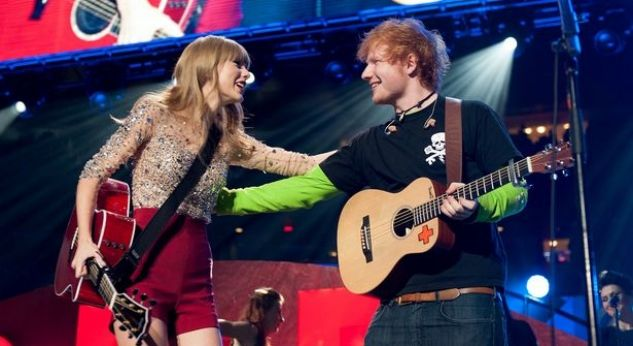Everything Has Changed de Taylor Swift ft Ed Sheeran
