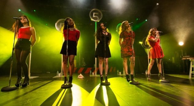 Fifth Harmony ¡ilumina el escenario del Best Buy Theater en Nueva York!