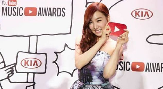 Girls Generation ¡gana el premio Mejor Video del Año en los Youtube Music Awards!
