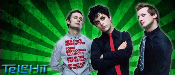 Green Day ¡rinde tributo a Metallica!