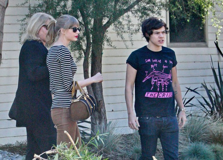 Harry Styles y Taylor Swift ¡son novios!