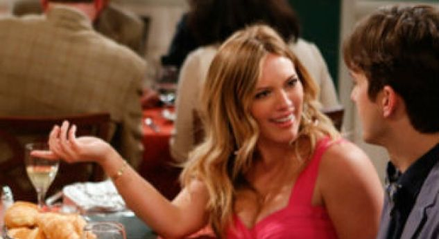 Hilary Duff en Two and a Half Men
