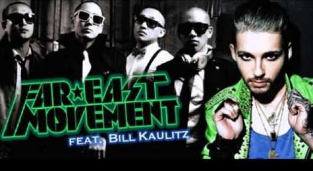 If I Die Tomorrow la canción de Far East Movement con Bill Kaulitz