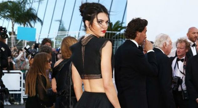 Ignoraron a Kendall Jenner en Cannes