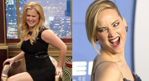 Jennifer Lawrence y Amy Schumer