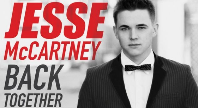 Jesse McCartney ¡estrena su canción Back Together!