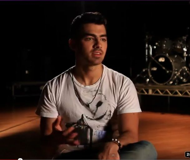 Joe Jonas: The Road to Fast Life