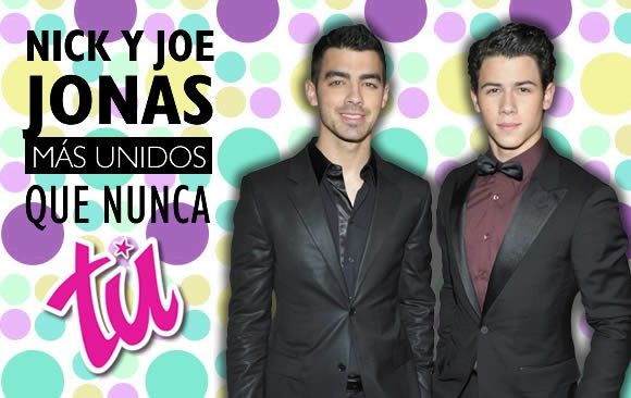 Joe y Nick Jonas