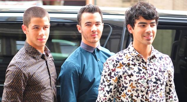 Jonas Brothers en The Today Show